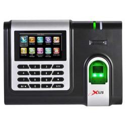 Máy chấm công vân tay và thẻ Ronald Jack X628C+ID